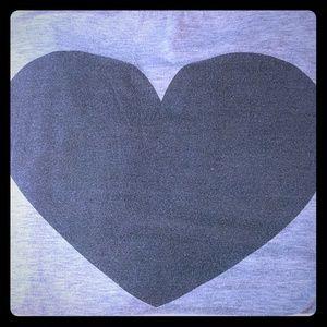 yilijuan Tops - Heart ❤️ Long Sleeve Shirt